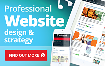 Professional Web Design and Strategy