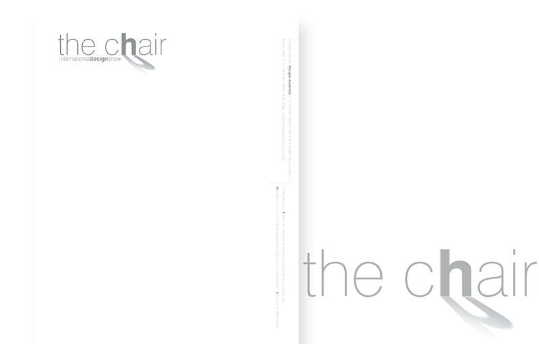 International Furniture Design Competition Brand & Letterhead