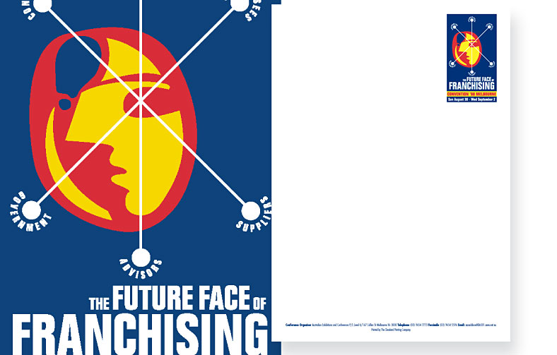 Franchising Convention Branding and Letterhead