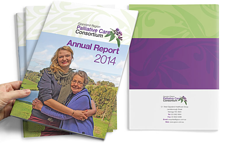 Gippsland Regional Palliative Care Consortium Annual Report