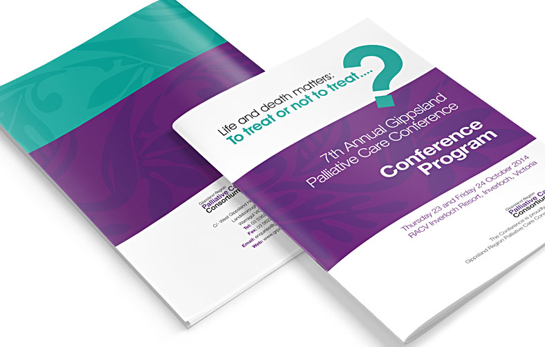 Gippsland Region Palliative Care Consortium 36 Page Program