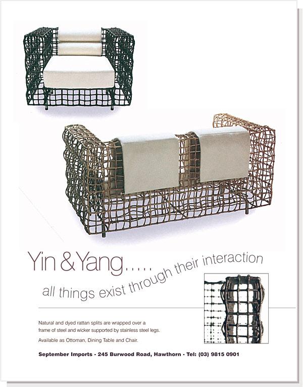 Furniture Store Advertisement