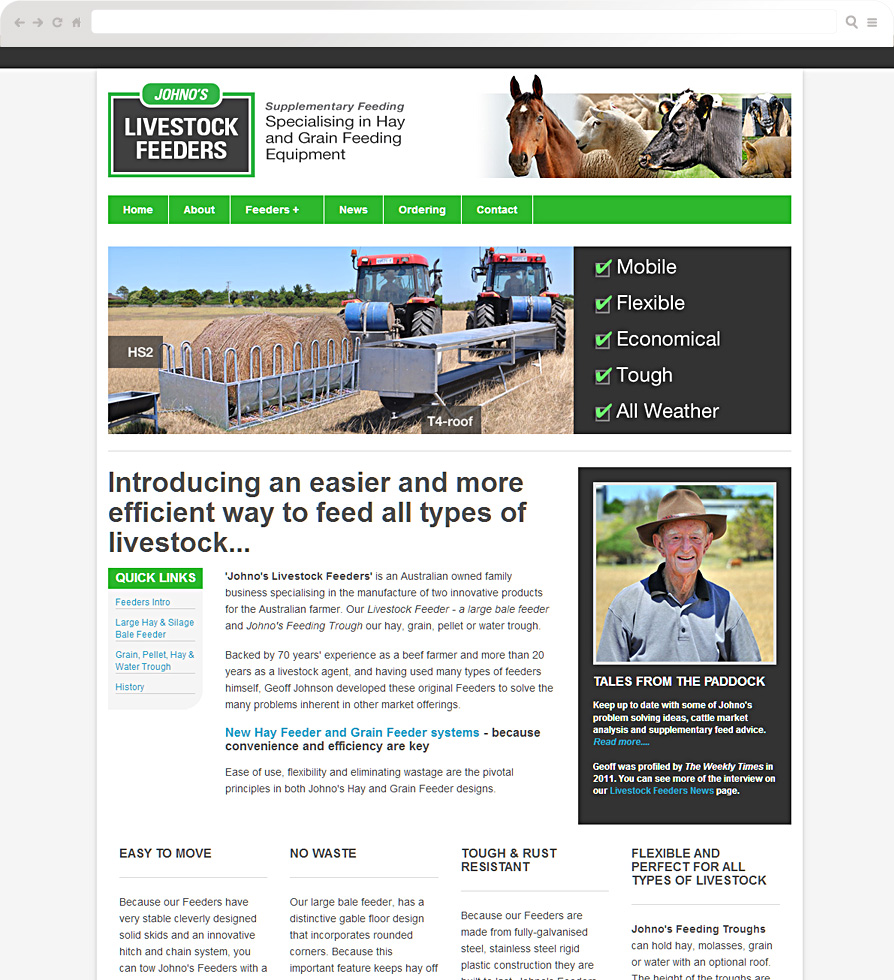 Website-design-for-farm-products