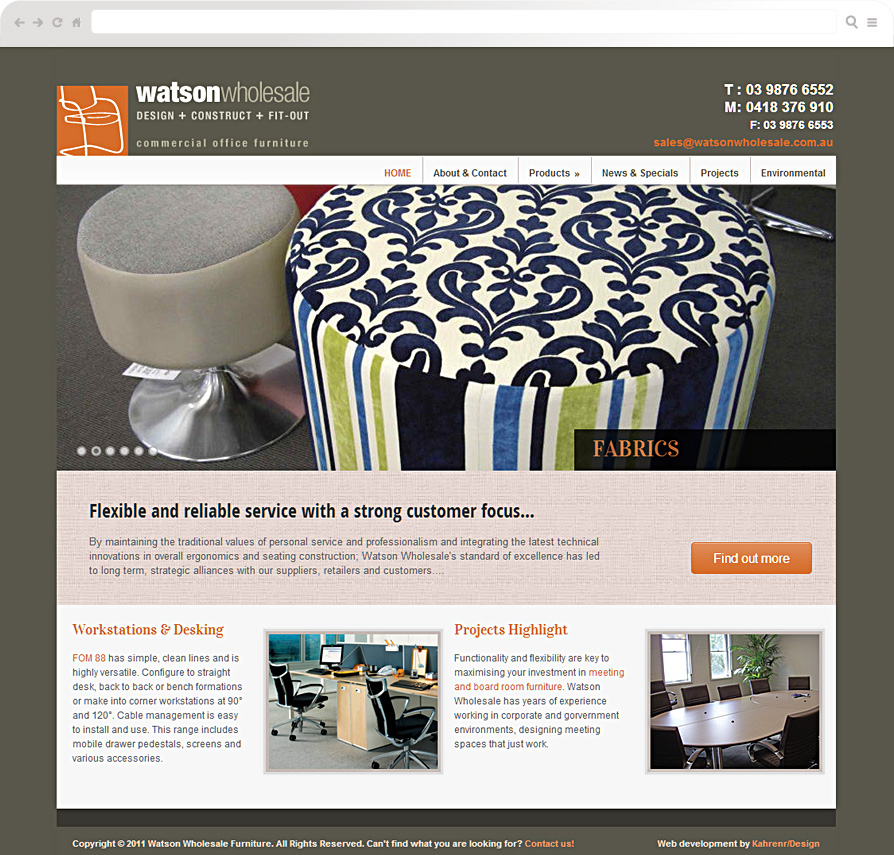Website-design-for-interior-design